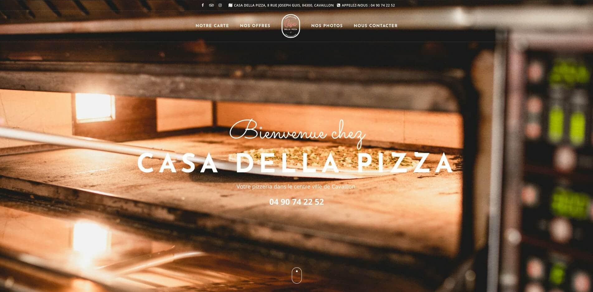 Digitalisons Provence - Casa della Pizza