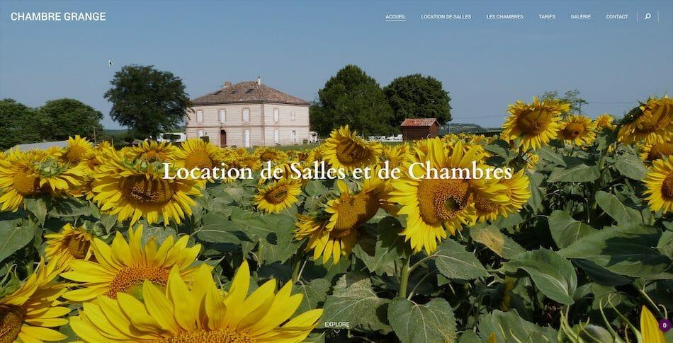 Digitalisons Provence - Chambre Grange