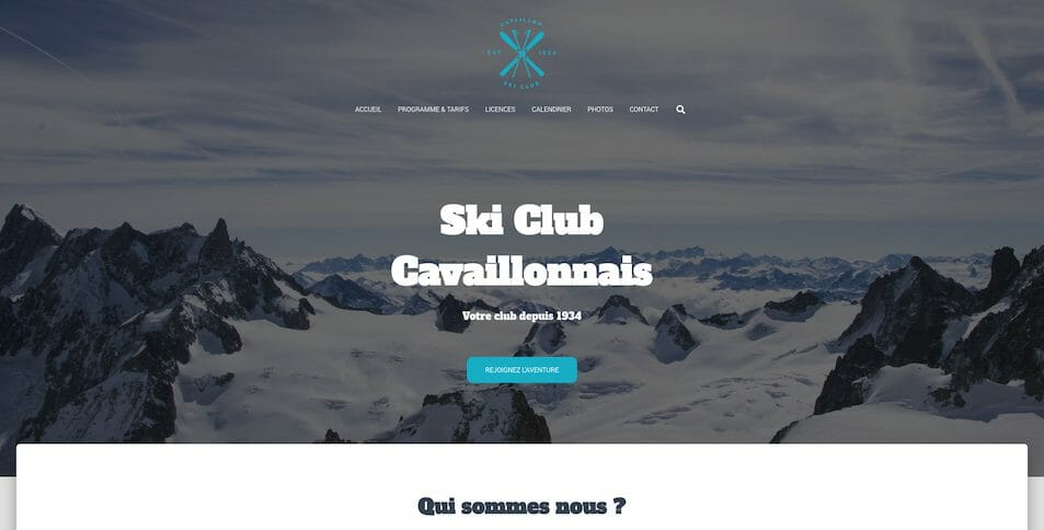 Digitalisons Provence - Ski Club Cavaillonnais